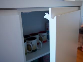 Meine Tassensammlung muss geschützt werden...