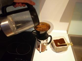 frischer Kaffee! MeinLichtblick