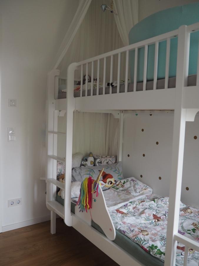 Kinderbett Rausfallschutz Einhorn